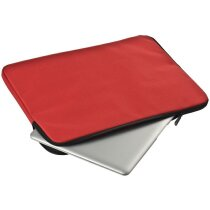 Bolsa para ordenador portátil personalizada roja