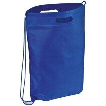 Bolsa petate ideal para gimnasio personalizada azul