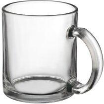 Taza de café de cristal 300 ml