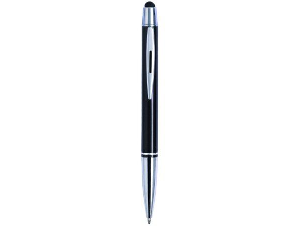 Puntero para pantalla de aluminio con bolígrafo