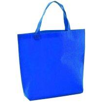 Bolsa de non woven en varios colores a elegir azul