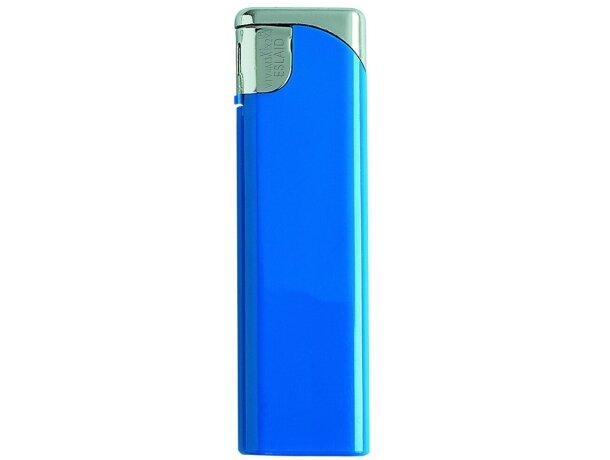 Encendedor electrónico plano en 6 colores