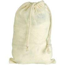 Bolsa Algodón pequeña natural