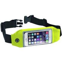 Cinturón smartphone Amarillo