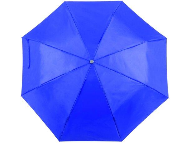 Paraguas Plegable Mutter En 8 Colores A Elegir personalizado azul