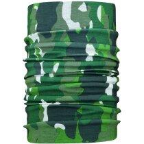 Braga bufanda camuflaje