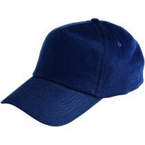 Gorra Algodón Infantil azul