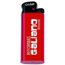 Mechero Cricket mini personalizado