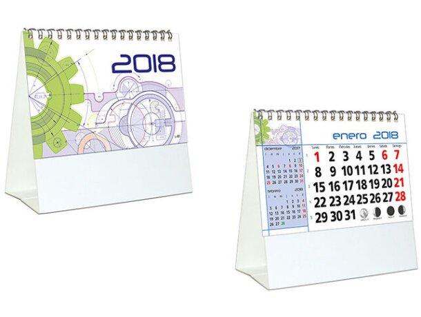 Calendario pequeño de sobremesa 14 hojas de mesa