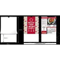 Calendario de cocina con wireo baratos