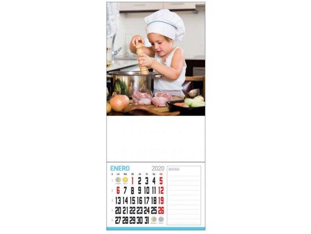 Calendarios De Cocina Con Block Personalizados