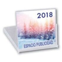 Calendario de sobremesa CD personalizados