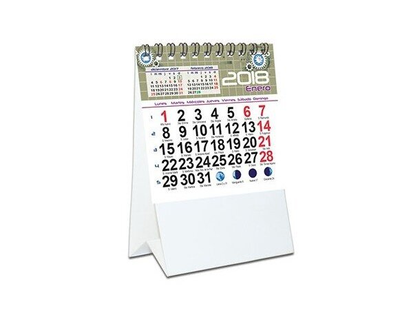 Calendarios Personalizados Mini para empresa