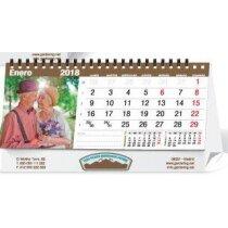 Calendario de sobremesa con fotos personalizadas 13 hojas con foto