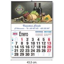 Calendarios Cartela Personalizados Con Foto baratos personalizado
