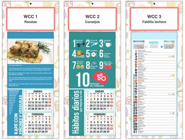 Calendario De Cocina Con Consejos Y Recetas De Cocina