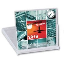 Calendario de sobremesa CD estandar personalizados