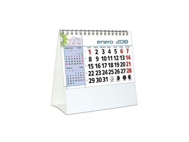 Calendario barato pequeño de sobremesa 14 hojas baratos