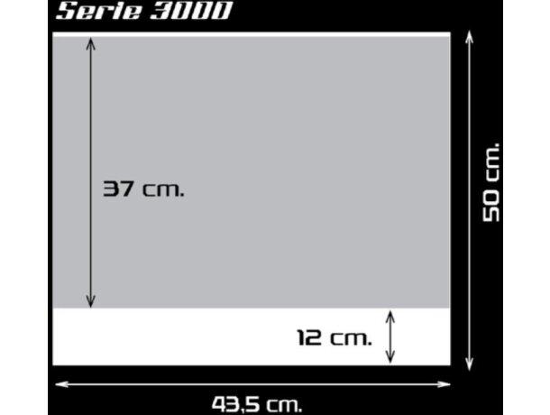 Calendario De Pared Con Lámina Estandar Tamaño Xl