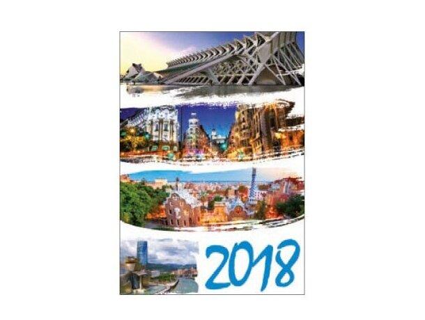 Calendario de pared trimestral personalizados