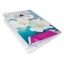 Cuaderno de notas tamaño A4 con 100 hojas personalizada