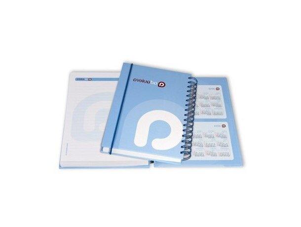 Libreta A6 y 100 hojas con tapas duras personalizada