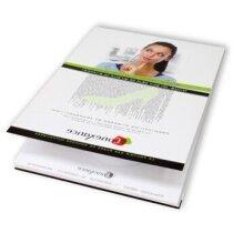 Bloc de Notas con Cubierta Cartón A5 100 Hojas personalizada
