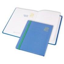 Cuaderno fresado con tapas rígidas personalizado