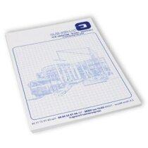 Bloc de Notas con Base Cartoncillo A6 50 Hojas personalizada