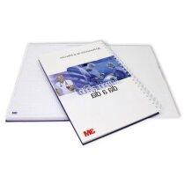 Libreta A4 de fabricación 100 hojas personalizada