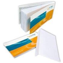 Bloc de sobres con cubierta de cartón personalizado