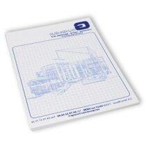 Bloc de Notas con Base Cartoncillo A6 25 Hojas personalizada