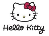 logotipo Hello Kitty