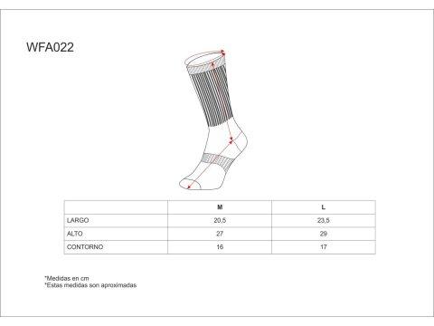 Tabla medidas del producto 81297